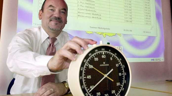 20 Jahre UMTS-Auktion: 100 Milliarden für ein paar Megahertz