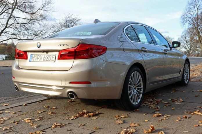 Test BMW 530e