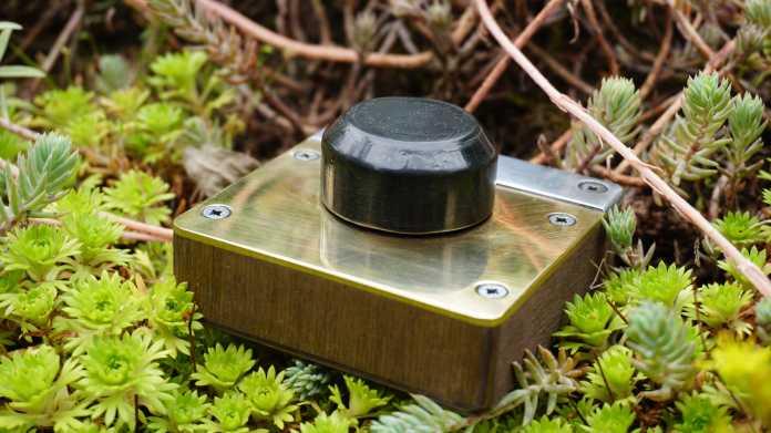 Arduino Micro lernt Lautstärkeregler