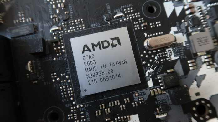 AMD A520: Chipsatz für günstige Ryzen-Mainboards