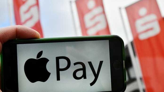 Mobil-Bezahldienst Apple Pay