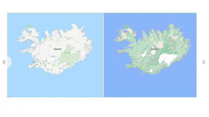 Google Maps bekommt ein Update – und wird bunter und detailreicher