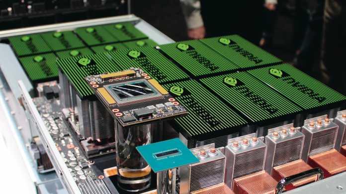 Nvidia-Geschäftszahlen: Mellanox-Übernahme sorgt für Rekordquartal