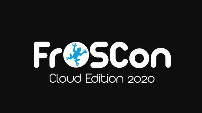 FrOSCon 2020 als Online-Event am kommenden Wochenende