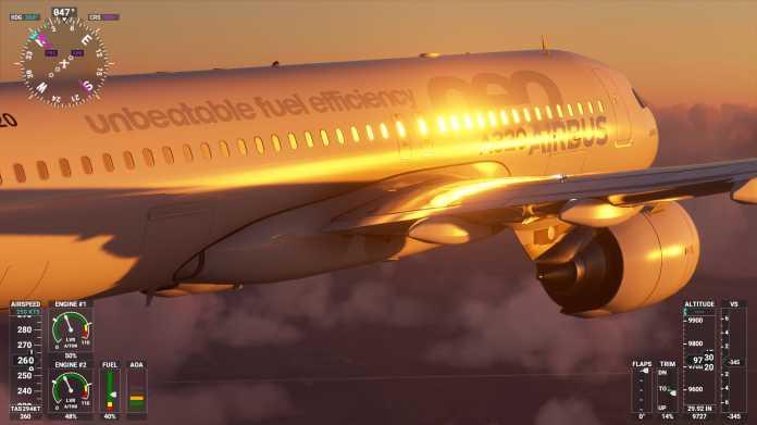 Flight Simulator als Hardware-Beschleuniger: Analysten erwarten Milliardenumsatz