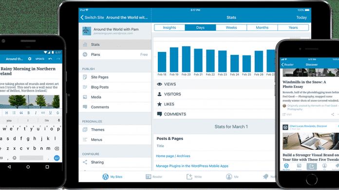 App-Store-Konflikt: Nun auch Wordpress involviert