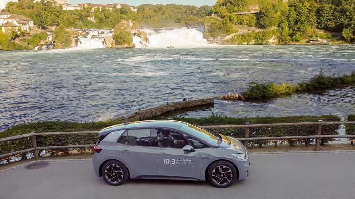 Elektroauto: Volkswagen lässt ID.3 531 Kilometer weit fahren