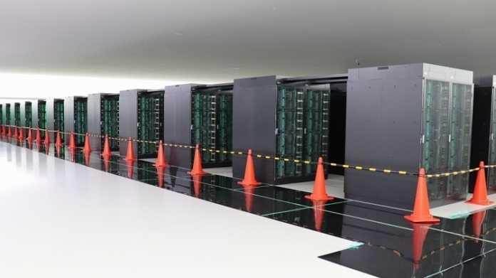 Post aus Japan: Supercomputer Fugaku hilft im Kampf gegen die zweite Welle