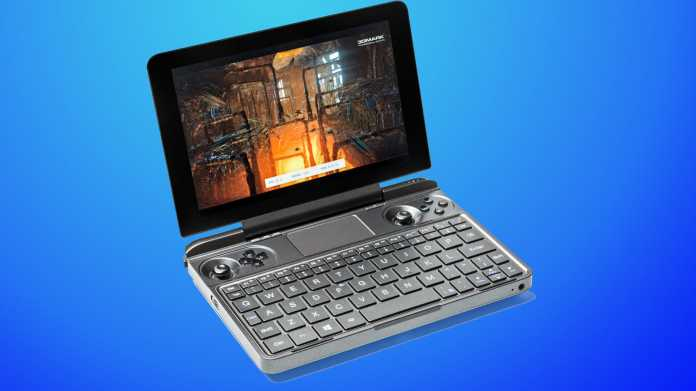 Mini-Notebook mit Handheld-Feeling