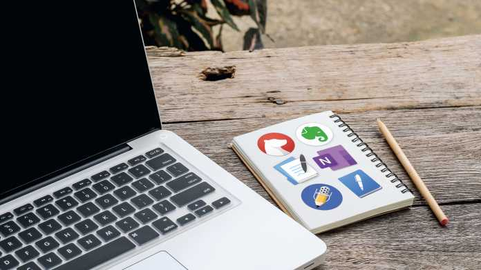OneNote, Evernote & Co gegen Apples Notizen: 7 Notizen-Apps im Vergleich