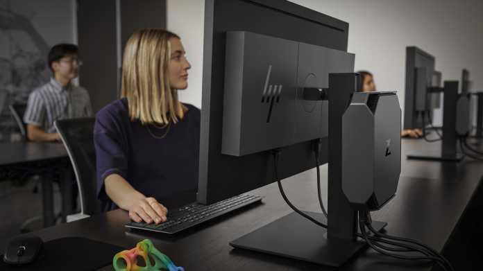 Mini-Workstation mit Gaming-Potenzial