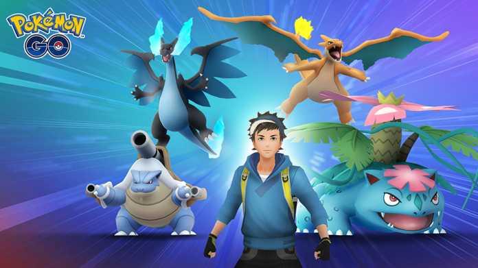 Pokémon Go: Die Mega-Evolutionen sind da