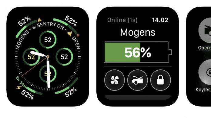 Watch-App für Tesla: Apple geht offenbar gegen Nutzung inoffizieller APIs vor