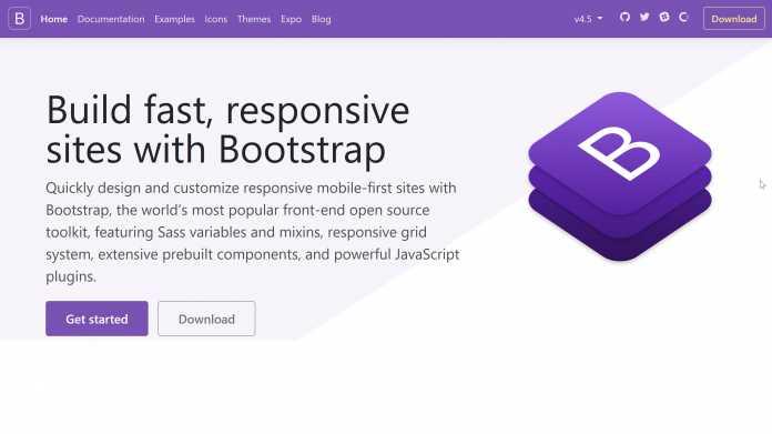 Frontend-Framework Bootstrap: Basteln mit HTML