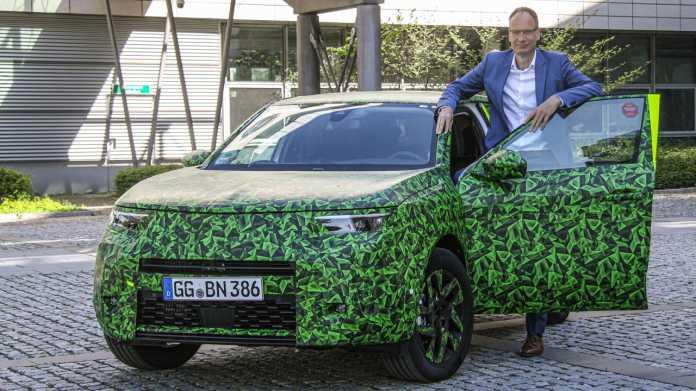 """Opel-Chef: """"Vier-Tage-Woche kann dabei helfen, Arbeitsplätze zu sichern"""""""