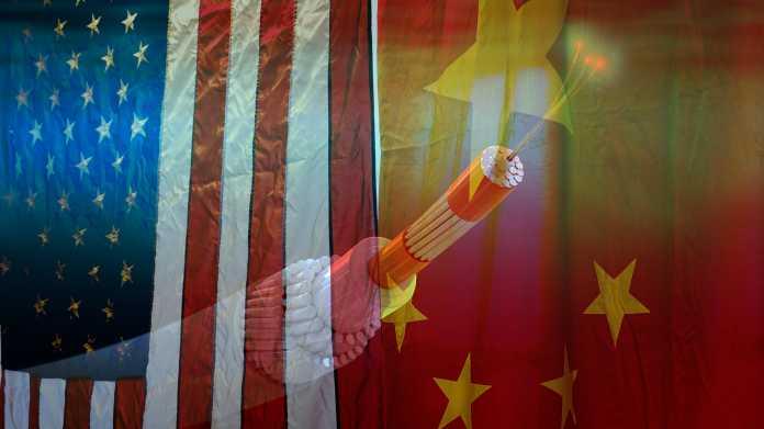 USA vs. China: Hongkong bekommt keinen Anschluss an neues US-Unterseekabel