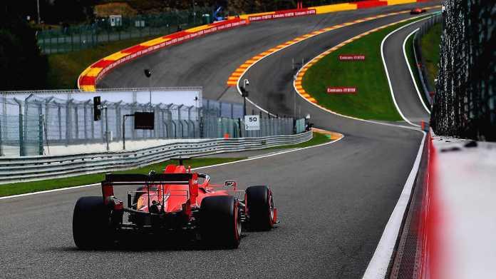 Formel 1: Ferrari am Tiefpunkt