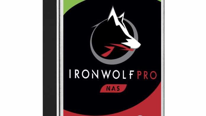 Seagate Ironwolf Pro: 18 TByte, konventionelle Technik