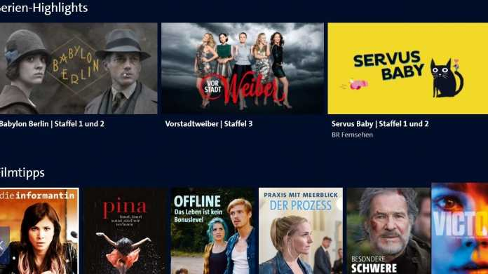 """Online first: ARD verkündet """"Paradigmenwechsel"""" bei Serien und Filmen"""