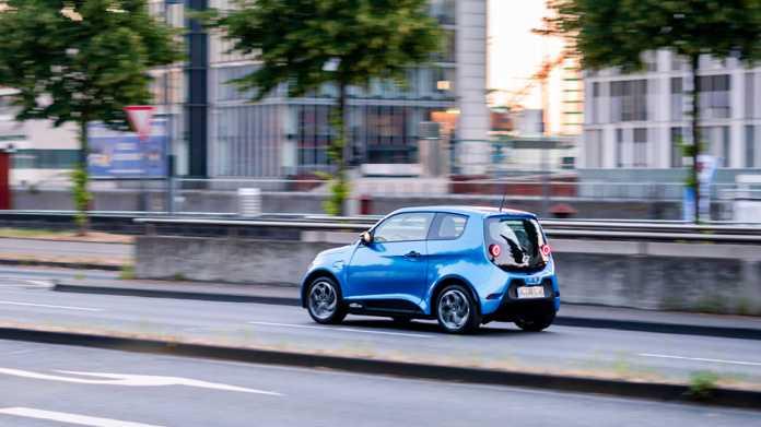 Elektroauto-Hersteller e.Go Mobile macht als Next.e.Go Mobile weiter