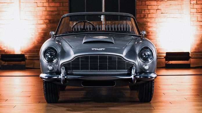 Elektrischer Aston Martin DB5 Junior: Ein Autochen für den Agentennachwuchs