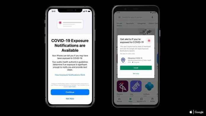 iOS 13.7 verfügbar: Corona-Tracking direkt im Betriebssystem