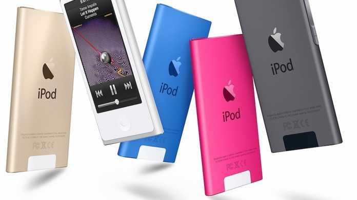 """Letzter richtiger iPod ist bald """"Vintage"""""""