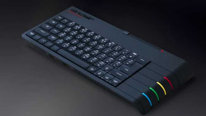 Sinclair ZX Spectrum als Kickstarter-Projekt