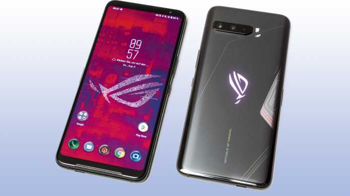Gaming-Smartphone Asus Rog Phone 3