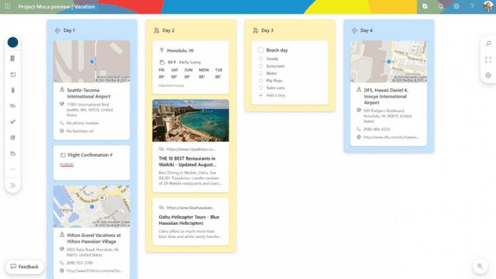Microsoft macht Outlook Spaces verfügbar
