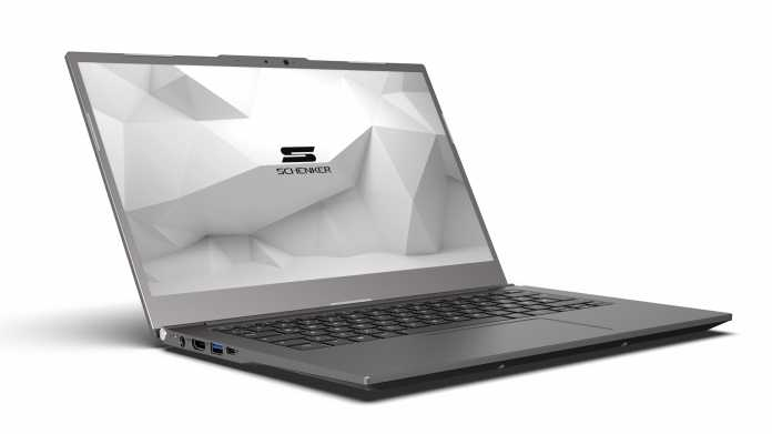Schenker Via 14: Leichtes Notebook mit Core i-1100G