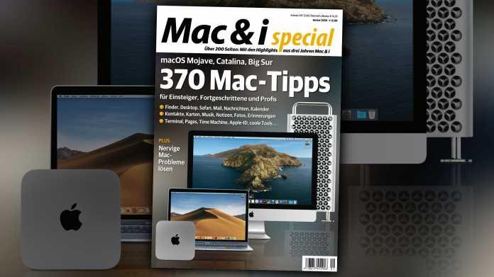 Mac & i special 2020