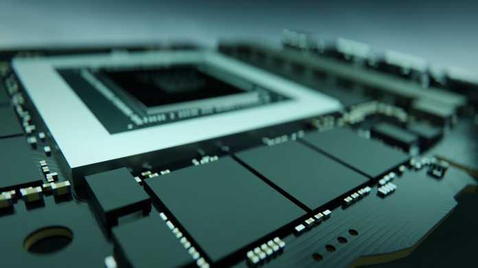 GDDR6X-RAM: Speicherhersteller Micron verdoppelt 2021 die Kapazität