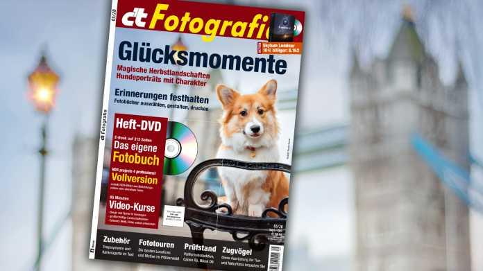 c't Fotografie 5/2020: Fotobücher – für jeden das richtige