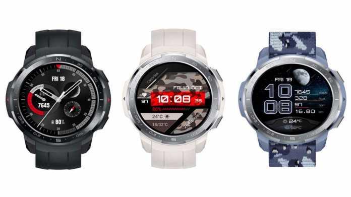 Für Sportler und Styler: Zwei Smartwatches von Honor