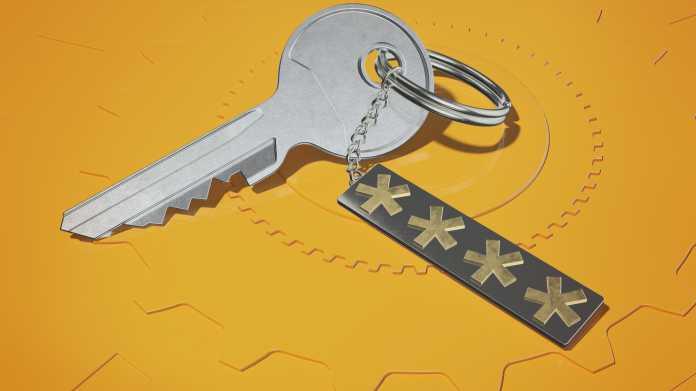 Security-Checkliste Passwörter & Accounts