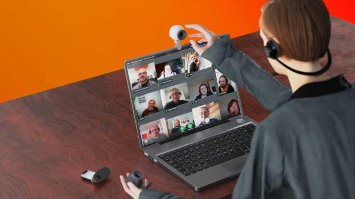 Neun Webcams fürs Webmeeting aus dem Homeoffice
