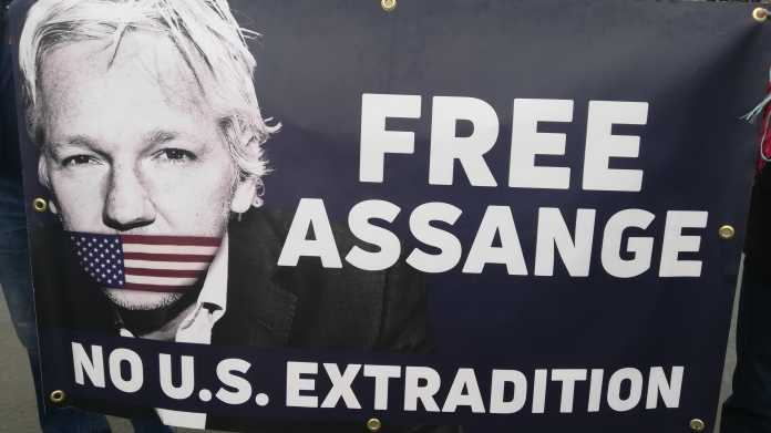 Auslieferungsprozess gegen Julian Assange fortgesetzt