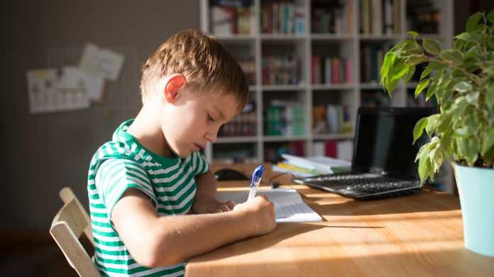 Deutschland beim digitalen Lernen im internationalen Vergleich hinten