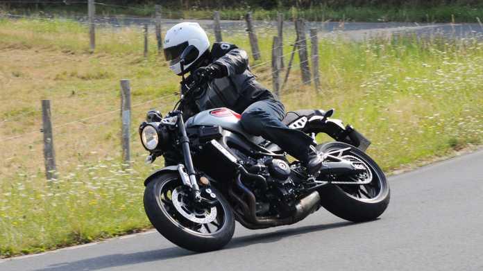 Hofkunst: Die Yamaha XSR 900 im Test