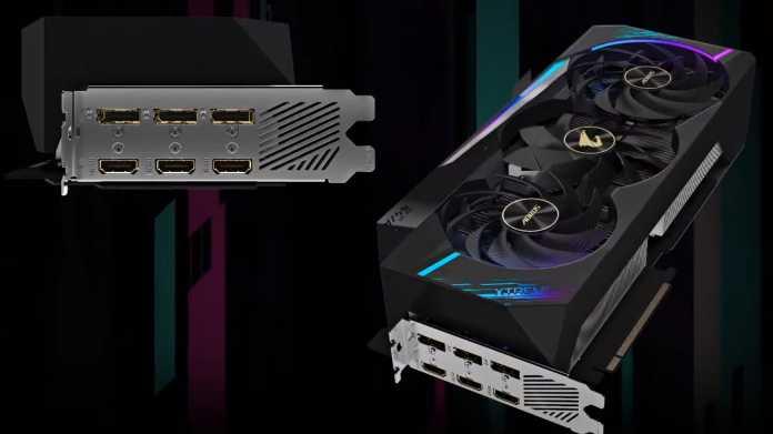 GeForce RTX 3090 und 3080: Herstellerkarten mit bis zu vier Slots