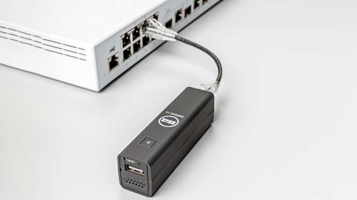 LAN-Tester Netool für Netzwerker