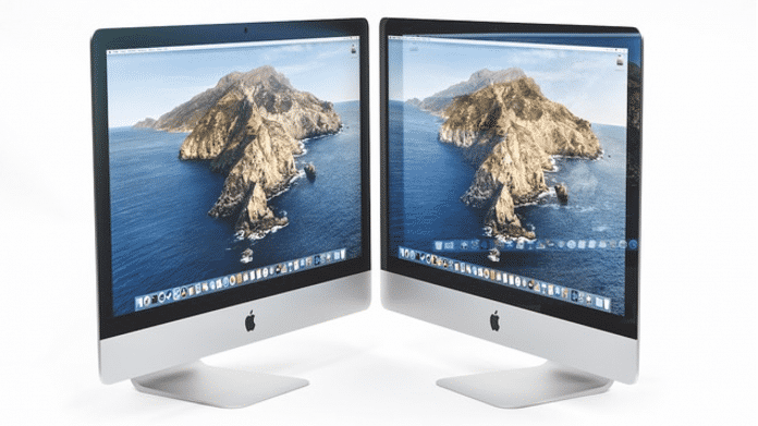 "iMac 2020 mit 27""-Display"