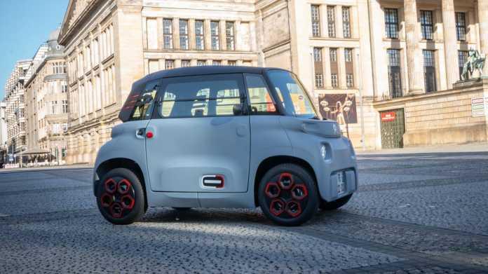 Fahrbericht Citroën Ami