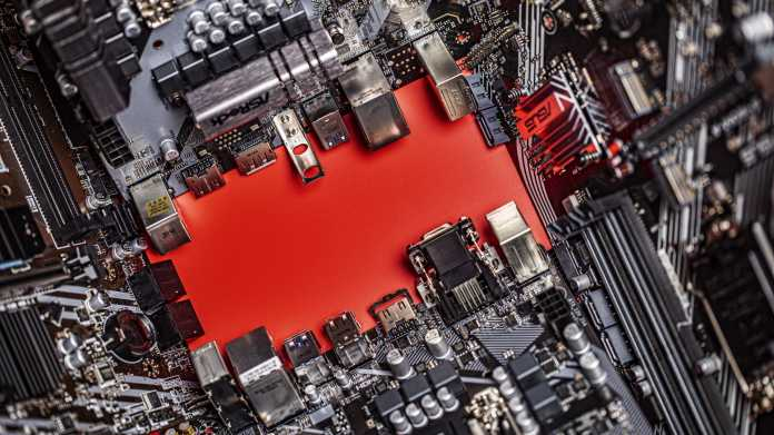 Preiswerte und sparsame Mainboards für Core-i-10000-Prozessoren