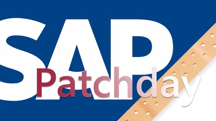 Patchday: Angreifer könnten unberechtigt auf SAP-Software zugreifen