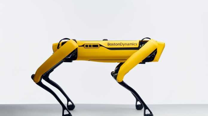 Boston Dynamics: Roboter Spot jetzt auch in Europa erhältlich