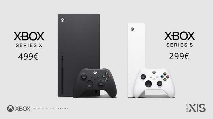 Highend-Spielekonsole: Xbox Series X kommt im November für 500 Euro