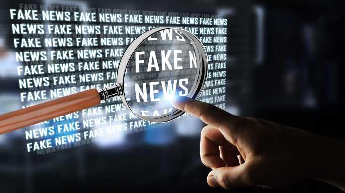 Justizministerin: Neues Gesetz soll kritischen Umgang mit Fake News fördern