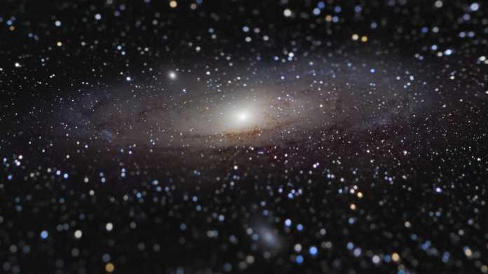 Eine Galaxie auf Armlänge: Die besten Astro-Fotos 2020